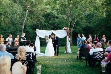 Colorful, Natural Boho Wedding (With Donuts!) | Morgan Brooks Photography 12