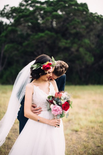 Colorful, Natural Boho Wedding (With Donuts!) | Morgan Brooks Photography 25