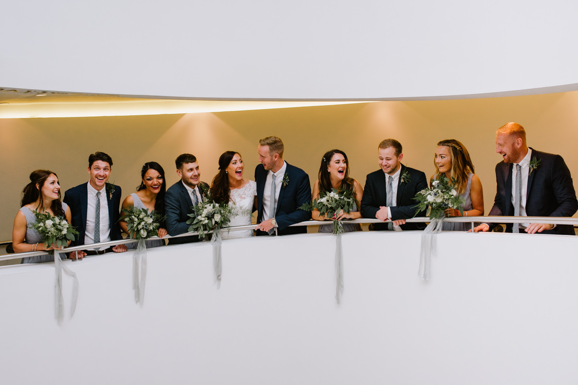 Cool, Modern London Wedding | Oliver McGivern Photography 10
