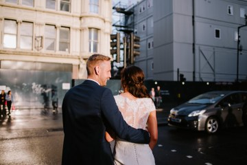 Cool, Modern London Wedding | Oliver McGivern Photography 17