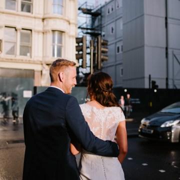 Cool, Modern London Wedding | Oliver McGivern Photography 17