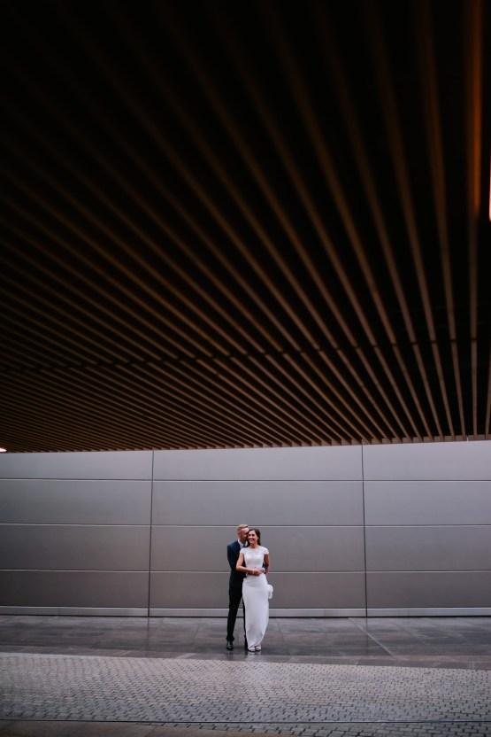 Cool, Modern London Wedding | Oliver McGivern Photography 35