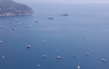 Dramatic & Gorgeous Wedding Film In Cannes, France
