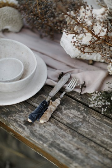 Driftwood & Seagrass, Seaside Boho Wedding Inspiration | Monica Leggio 13