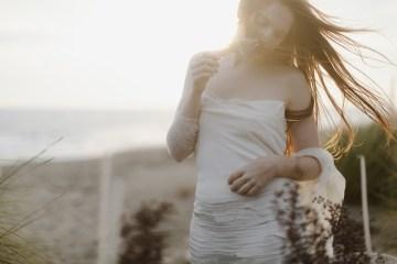 Driftwood & Seagrass, Seaside Boho Wedding Inspiration | Monica Leggio 3