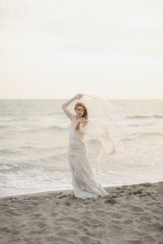 Driftwood & Seagrass, Seaside Boho Wedding Inspiration | Monica Leggio 30