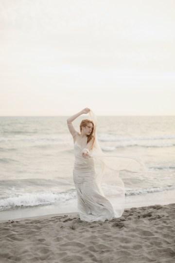 Driftwood & Seagrass, Seaside Boho Wedding Inspiration | Monica Leggio 31