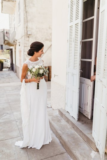 Epic Fashion Filled Wedding Weekend in Corsica | Magdalena Studios 11