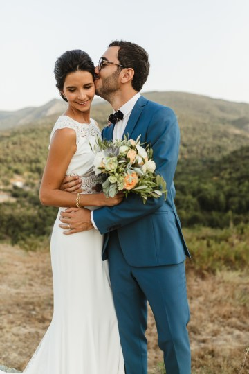 Epic Fashion Filled Wedding Weekend in Corsica | Magdalena Studios 16