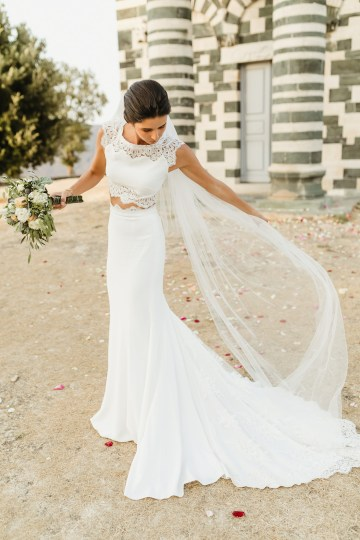 Epic Fashion Filled Wedding Weekend in Corsica | Magdalena Studios 17