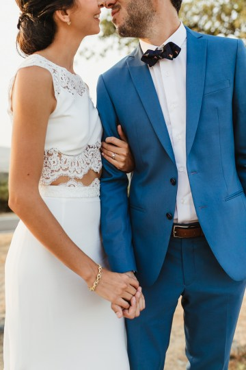 Epic Fashion Filled Wedding Weekend in Corsica | Magdalena Studios 22