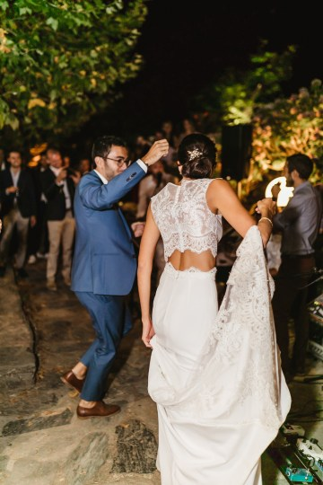 Epic Fashion Filled Wedding Weekend in Corsica | Magdalena Studios 36