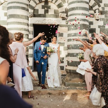 Epic Fashion Filled Wedding Weekend in Corsica | Magdalena Studios 52