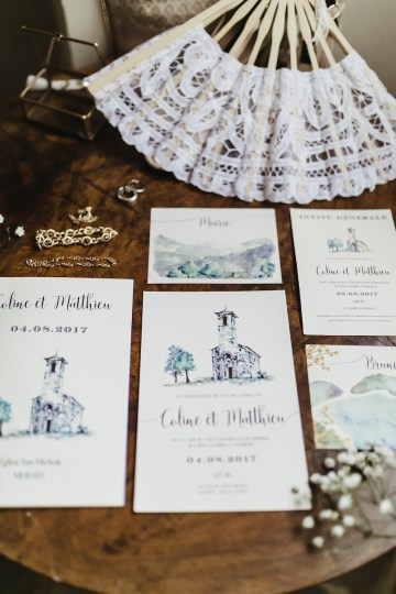 Epic Fashion Filled Wedding Weekend in Corsica | Magdalena Studios 6