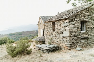 Epic Fashion Filled Wedding Weekend in Corsica | Magdalena Studios 62