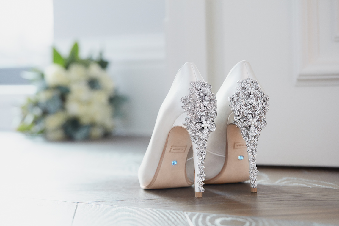 The Customizable (& Comfortable) Wedding Shoe Collection From Dune 10