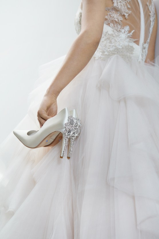 The Customizable (& Comfortable) Wedding Shoe Collection From Dune 2