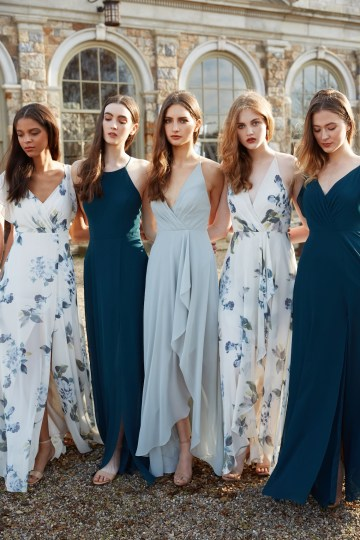 The Dazzling Jenny Yoo Dresses Your Bridesmaids Will Be Begging For | This Modern Romance 16