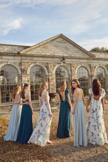 The Dazzling Jenny Yoo Dresses Your Bridesmaids Will Be Begging For | This Modern Romance 17