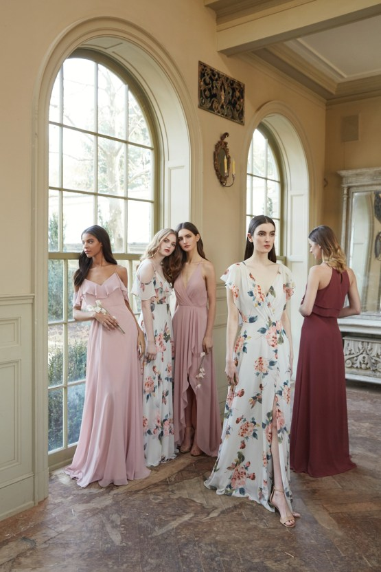 The Dazzling Jenny Yoo Dresses Your Bridesmaids Will Be Begging For | This Modern Romance 18