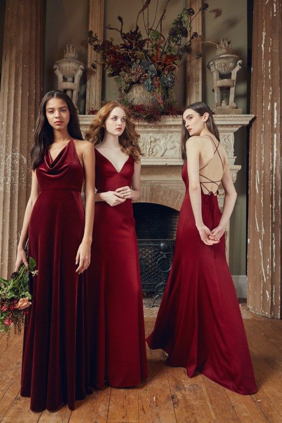 The Dazzling Jenny Yoo Dresses Your Bridesmaids Will Be Begging For | This Modern Romance 24