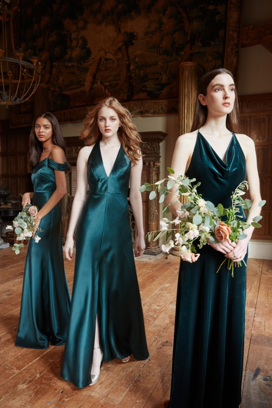 The Dazzling Jenny Yoo Dresses Your Bridesmaids Will Be Begging For | This Modern Romance 25