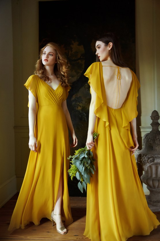 The Dazzling Jenny Yoo Dresses Your Bridesmaids Will Be Begging For | This Modern Romance 3