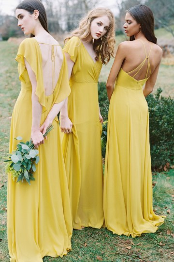 The Dazzling Jenny Yoo Dresses Your Bridesmaids Will Be Begging For | This Modern Romance 45