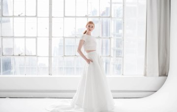The Playful & Glamorous Jenny by Jenny Yoo Wedding Dress Collection