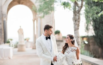 The Ultimate Dream Villa Wedding On The Amalfi Coast