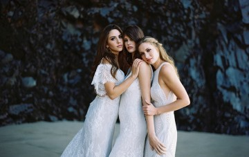Allure Bridals' Boho Wilderly Bride Wedding Dress Collection (And Giveaway!)