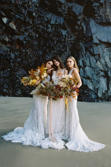 Allure Bridal's Dreamy Boho Wilderly Bride Wedding Dress Collection (And Giveaway!)   Brumwell Wells Photography 2