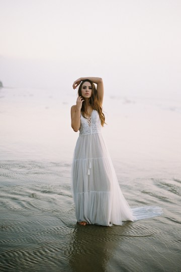 Allure Bridal's Dreamy Boho Wilderly Bride Wedding Dress Collection (And Giveaway!)   Brumwell Wells Photography   Eloise 3