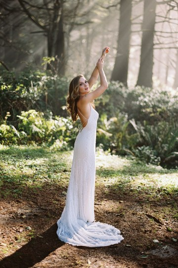 Allure Bridal's Dreamy Boho Wilderly Bride Wedding Dress Collection (And Giveaway!)   Brumwell Wells Photography   Selena