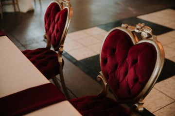 Classic Romance; A Heartfelt Wedding Filled With Red Roses | T & K Photography 10