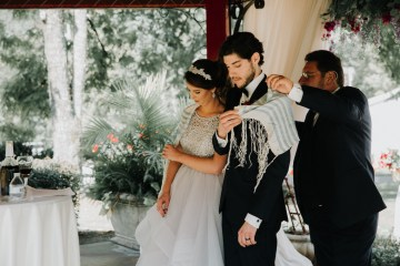 Classic Romance; A Heartfelt Wedding Filled With Red Roses | T & K Photography 12