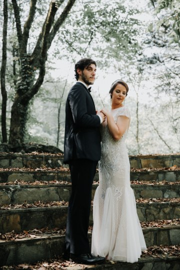 Classic Romance; A Heartfelt Wedding Filled With Red Roses | T & K Photography 53