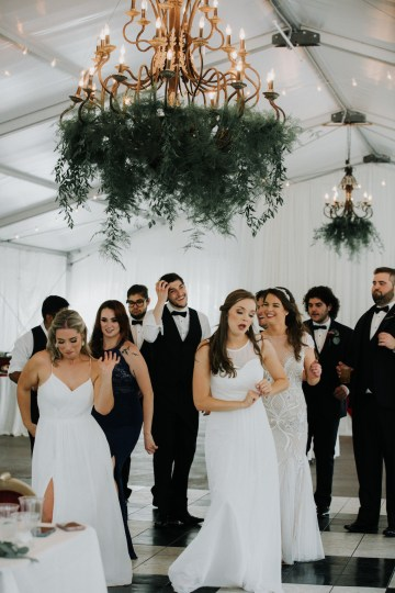 Classic Romance; A Heartfelt Wedding Filled With Red Roses | T & K Photography 78