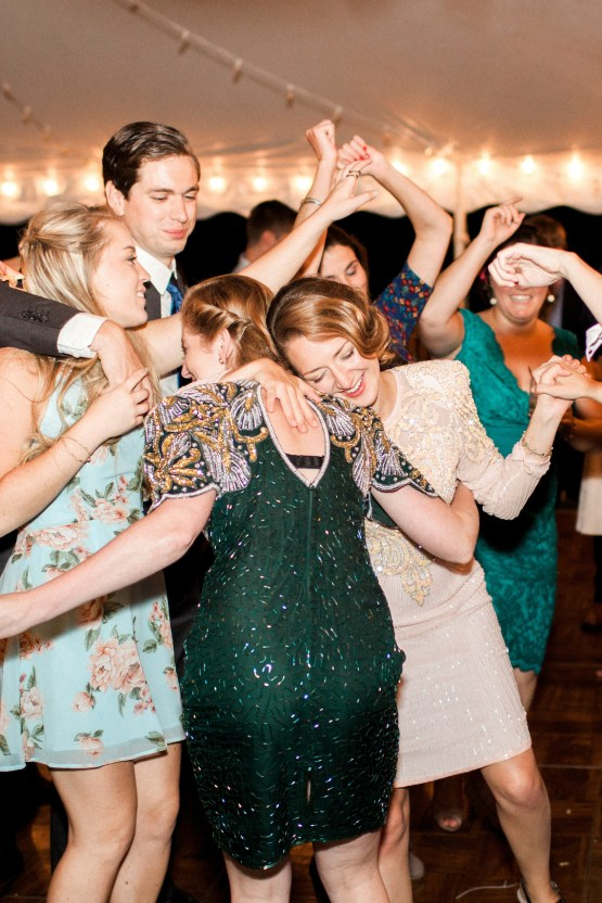 Colorful Vermont Lodge Wedding (With Sparkler Magic!) | Molly Lichten Photography 41