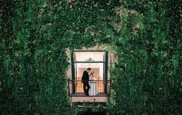 Gorgeous Chicago Ivy Room Wedding