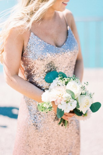 Gorgeous Chicago Ivy Room Wedding | Kristin La Voie Photography 37