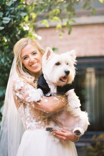 Gorgeous Chicago Ivy Room Wedding | Kristin La Voie Photography 57