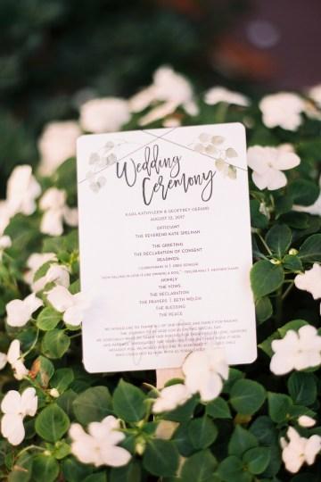 Gorgeous Chicago Ivy Room Wedding | Kristin La Voie Photography 71