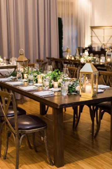 Gorgeous Chicago Ivy Room Wedding | Kristin La Voie Photography 73