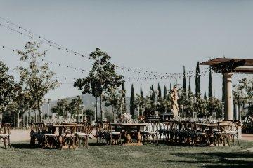 Lavish & Luxe California Winery Wedding | Amy Lynn Photography | Lyons Events 14