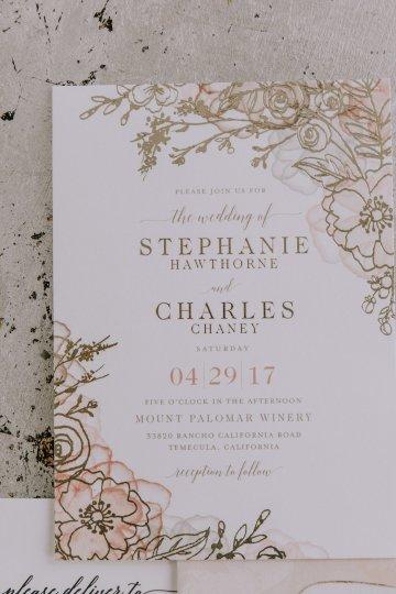 Lavish & Luxe California Winery Wedding | Amy Lynn Photography | Lyons Events 24