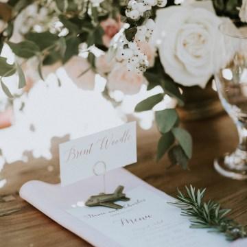 Lavish & Luxe California Winery Wedding | Amy Lynn Photography | Lyons Events 33