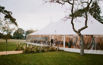 How To Create The Most Incredible Marquee Wedding Space