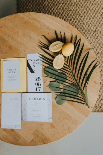 Modern Industrial London Wedding Inspiration With Succulents | Remain in the Light Photography 10