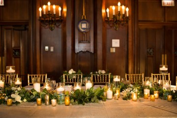 Practically Royal Luxe Chicago Cathedral Wedding | Christina G Photography | LOLA Event Productions 16